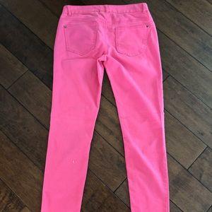 Pink Skinny Jeans/Jeggings